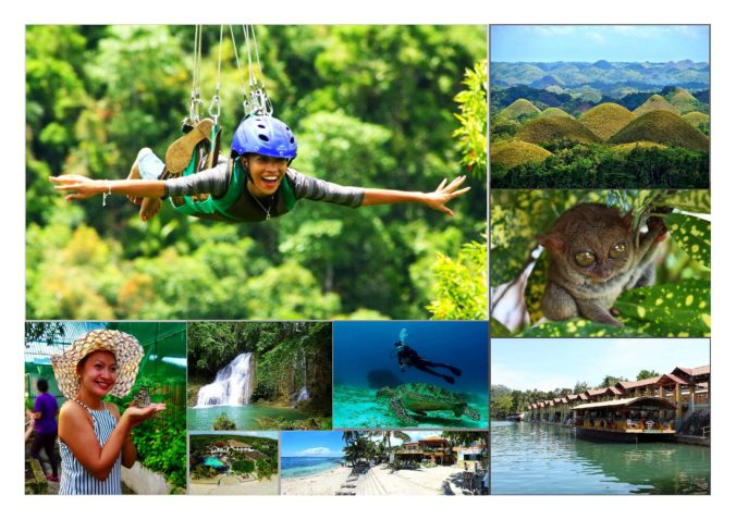 Bohol tours better than boracay 1200