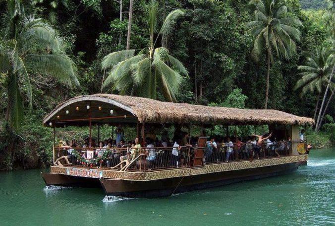 Loboc river cruse bohol philippines4
