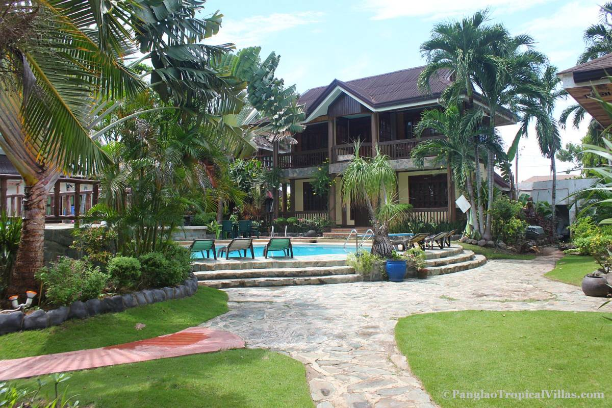 Language In 45 And 47 Stella Street: ALONA PANGLAO BOHOL BEACH RESORT, Panglao Tropical Villas